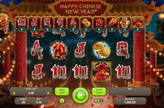 слоты Chinese New Year